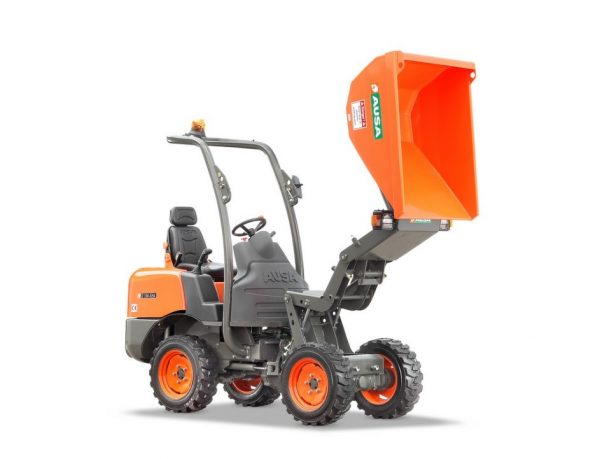 Ausa Hi-Tip for Hire or Sale - Hireco Plant and Tool - www.hirecopt.ie