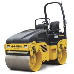 12 Tonne Bomag for Hire or Sale - Hireco Plant and Tool - www.hirecopt.ie