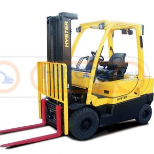 2 Tonne Diesel Forklift for hire or sale - Hireco Plant and Tool - www.hirecopt.ie