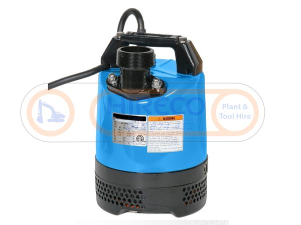 2 inch Sub Pump for Hire or Sale - Hireco Plant and Tool - www.hirecopt.ie