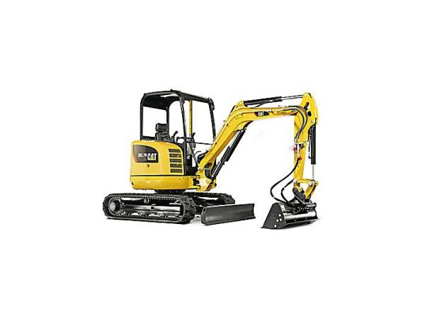 3-Tonne CAT3 excavator for Hire or Sale - Hireco Plant and Tool - www.hirecopt.ie