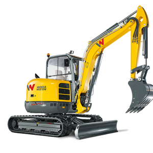 5 Tonne Excavator for Hire or Sale - Hireco Plant and Tool - www.hirecopt.ie