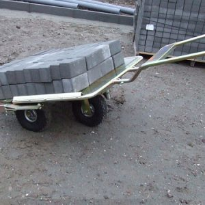 Paver Transport Cart for Hire or Sale - Hireco Plant and Tool - www.hirecopt.ie