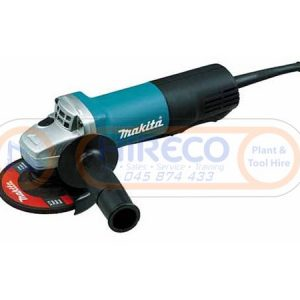 Angle Grinder (4.5inch) for hire or sale - Hireco Plant and Tool - www.hirecopt.ie