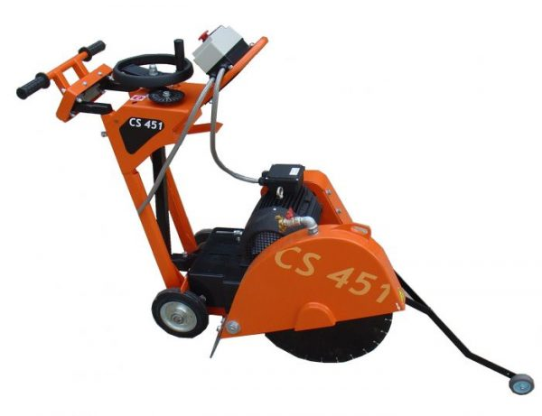 Clipper CS451-E for Hire or Sale - Hireco Plant and Tool - www.hirecopt.ie