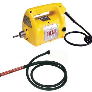 Enar Poker Vibrator AVMU 110 volt for Hire or Sale - Hireco Plant and Tool - www.hirecopt.ie