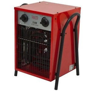 Fanmaster IFH-5 Electric Blow Heater for Hire or Sale - Hireco Plant and Tool - www.hirecopt.ie