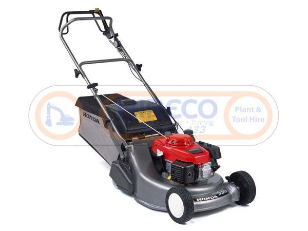 Honda HRD536QXE Lawn Mower 600x450 - Honda HRD536QXE Lawn mower
