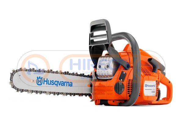 """Husqvarna 440E 15 inch chainsaw 600x450 - Husqvarna 440E 15"""" Chainsaw"""