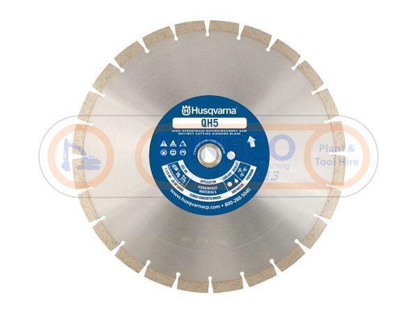 "Husqvarna Diamond Blade 16 inch 600x450 - Husqvarna Diamond Blade 16"""