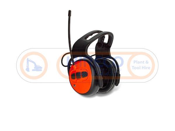 Husqvarna Ear Muffs with Radio 600x450 - Husqvarna Ear Muffs w/radio