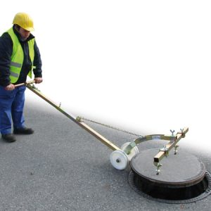 Manhole Cover Lifter SDH LIGHT 1 300x300 - Manhole Cover Lifter SDH-LIGHT