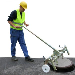 Manhole-Cover-Lifter for Hire or Sale - Hireco Plant and Tool - www.hirecopt.ie