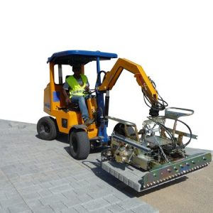 Paver Laying & Transportation
