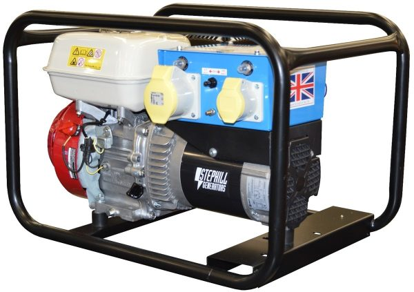 3.5kva Generator for Hire or Sale - Hireco Plant and Tool - www.hirecopt.ie