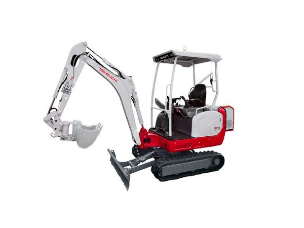 Takeuchi TB216 Mini Hybrid Excavator for hire or sale - Hireco Plant and Tool - www.hirecopt.ie