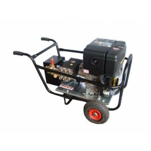 Triace Diesel Tow Behind Power Washer for Hire or Sale - Hireco Plant and Tool - www.hirecopt.ie