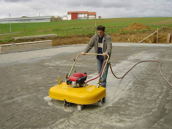 paver jointing device for Hire or Sale - Hireco Plant and Tool - www.hirecopt.ie