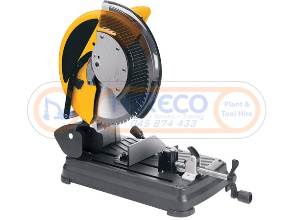 ChopSaw for Hire or Sale - Hireco Plant and Tool - www.hirecopt.ie