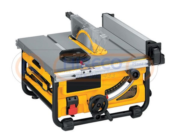 Table Saw for Hire or Sale - Hireco Plant and Tool - www.hirecopt.ie