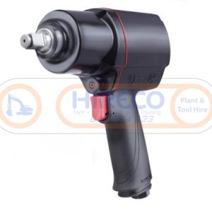 three quarter inch Air Gun for hire or sale - Hireco Plant and Tool - www.hirecopt.ie