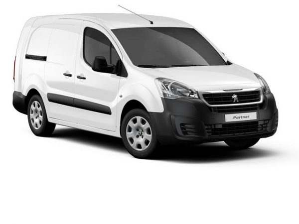 Peugeot Partner Van - Hireco Plant and Tool - www.hirecopt.ie