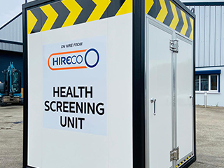 Covid 19 Mobile Health Screening Unit 320x240 1 - COVID-19 Mobile Health Screening Unit