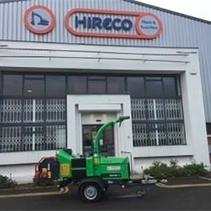 Wood Chipper Category Hireco - SALES